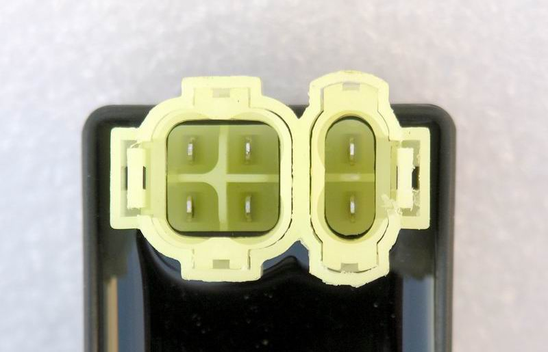 New Honda Cdi Module Black Box Ignitor Igniter Xr500